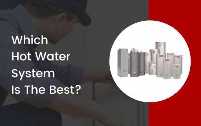 Which Hot Water System Is Best?