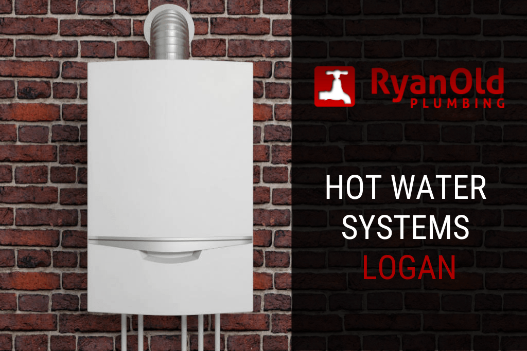 hot water systems logan banner