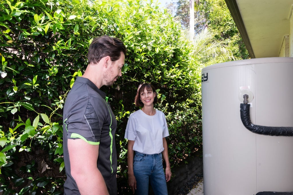hot water systems servicing