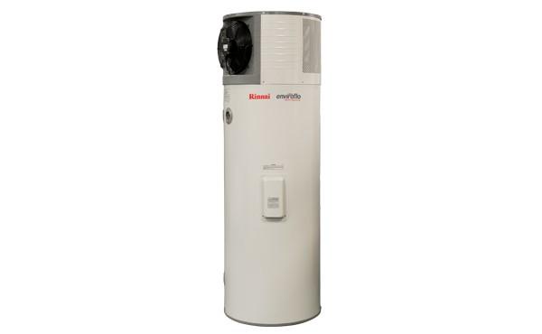 Rinnai heat pump hot water systems logan