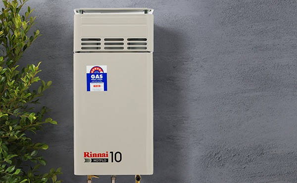 rinnai instant hot water systems