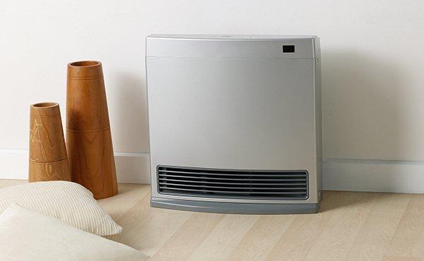 gas heater installation