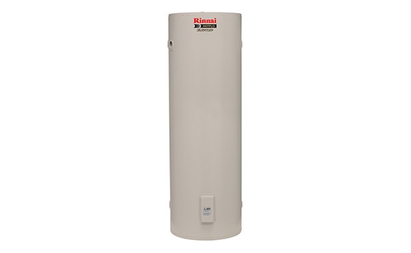 rinnai electric storage hot flow